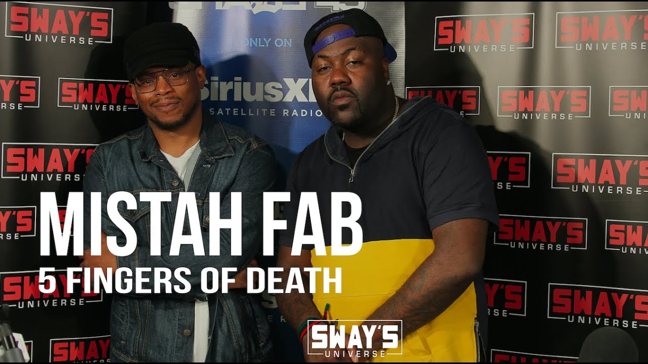Mistah F.A.B. Goes Off the Top With Warriors Themed 5 Fingers of Death