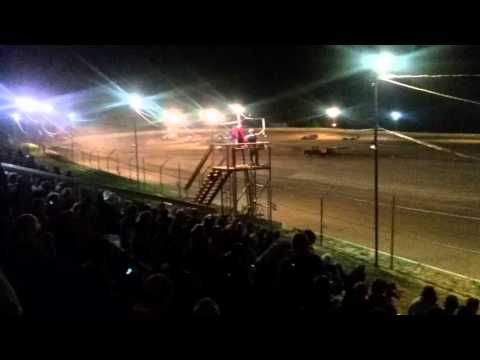 Modified heat 2 part 1/2 Chandler Motor Speedway