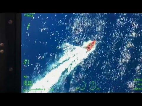 Vários mortos em naufrágio de embarcação com migrantes na costa de Chipre