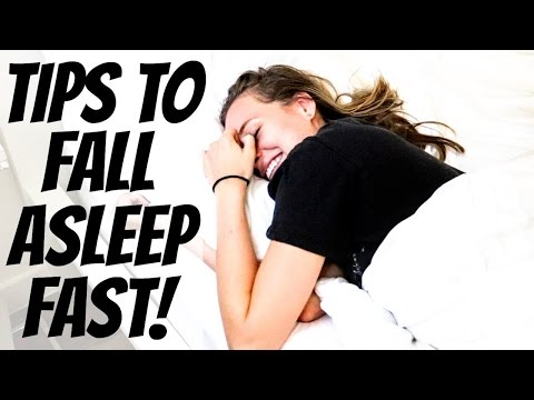 BEAT INSOMNIA -  HOW TO FALL ASLEEP FAST - GET BEAUTY SLEEP