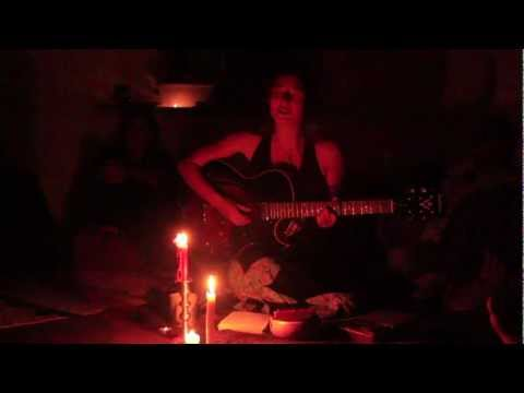 Ayla Nereo ~ It's Okay ~ live in the Taos Dome