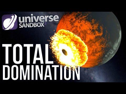 Universe Sandbox 2 Gameplay - Earth vs Earth, Giant Stars, Supernovas & More!