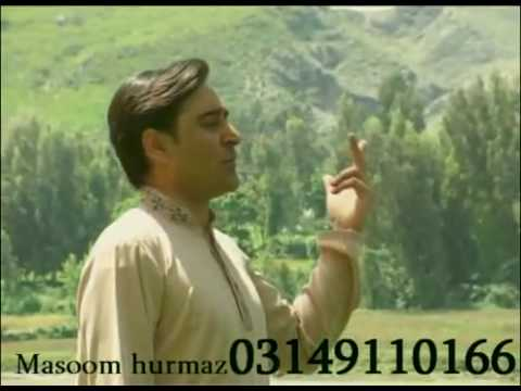 MUSHARAF BANGASH PASHTO TRIBES SONG WRITTEN BY MASOOM HURMAZ ALBUM SHARANG