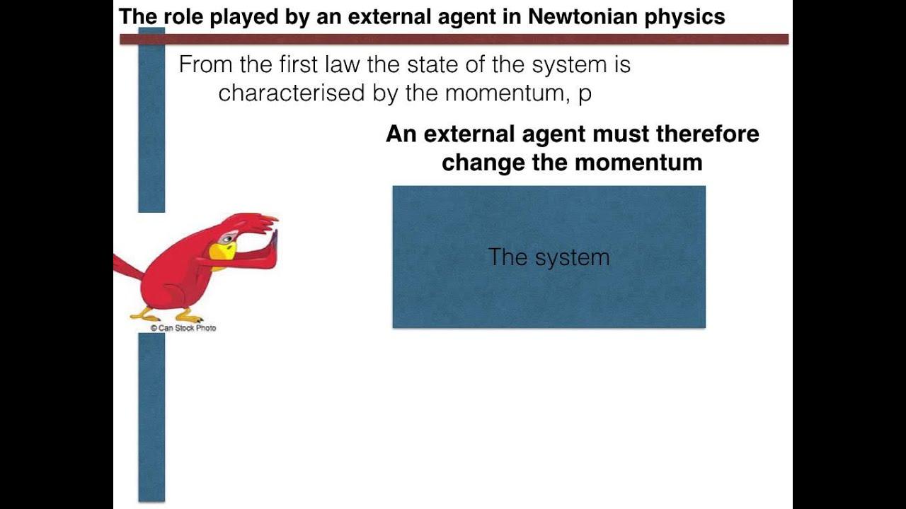 classical newtonian physics