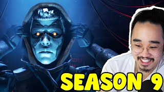 Season 9 Legacy Cinematic REACTION + BREAKDOWN (Apex Legends)