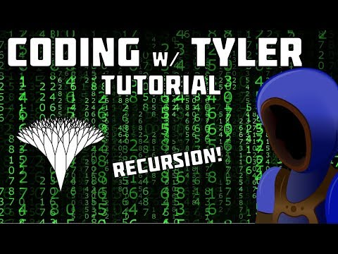 ALL ABOUT RECURSION! :: Python Coding Tutorials :: 3