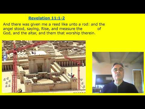NEW NEWS ON THE COMING THIRD JEWISH TEMPLE