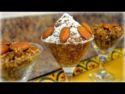 Sellou (Sfouf) Recipe - Ramadan Special - CookingWithAlia - Episode 146