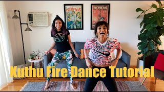 "Learn to Dance ""Kuthu Fire"" with Vidya Vox!"