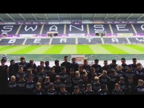 Los jugadores del Swansea City te invitan al Campus Swansea 2017