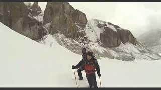 Видеоматериалы экспедиции Тибет-Кайлас 2013, сентябрь. Восхождение к Восточному Лицу Кайласа
