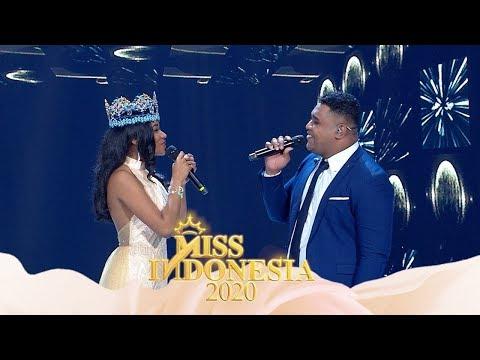 Andmesh - Medley Cinta Luar Biasa & Hanya Rindu | Miss Indonesia 2020
