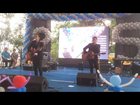 Kemesraan - Pongki Barata ( acoustic cover)