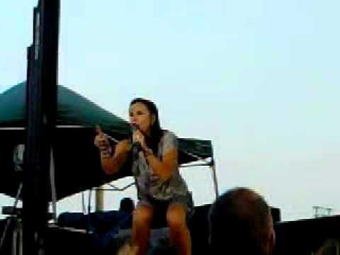 Labadie Bay City >> The Warrior - Patty Smyth Live - YouTube