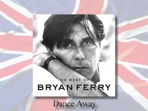 Dance Away - Bryan Ferry/Roxy Music - Oldies Refreshed ( cover )