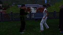 Sims 3 - Learning Martial Arts :)