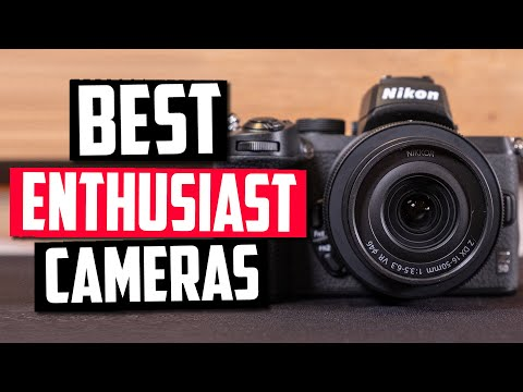 Best Cameras For Enthusiasts in 2020 [Top 5 Picks Reviewed]