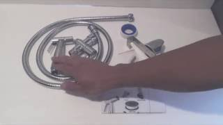 Handheld Bidet Sprayer Installation and Review