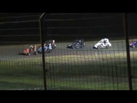 5-9-2015 Heat Race 2 Gulf Coast Speedway