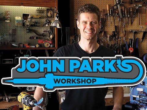 JOHN PARK'S WORKSHOP LIVE 11/21/19 Cyberpunk Santa Eye @adafruit @johnedgarpark #adafruit