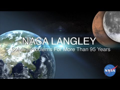 NASA Langley Research Center Overview