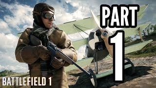 ► Battlefield 1 MP | #1 | War Pigeons feat. Bauchyč | CZ Lets Play / Gameplay [1080p] [PC]