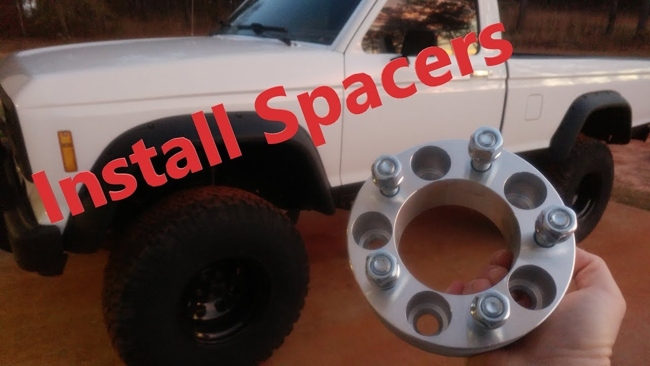 Ford Ranger Wheel Spacers Youtube 4x4 Locking Hub Troubleshooting