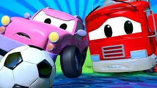 Авто Патруль - Спецвыпуск к Чемпионату Мира по Футболу - Ручей - детский мультфильм
