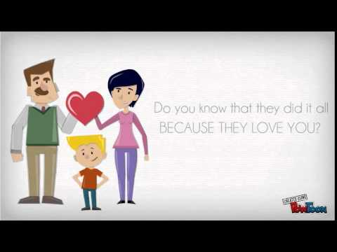 Ordinaire Love Your Parents   YouTube