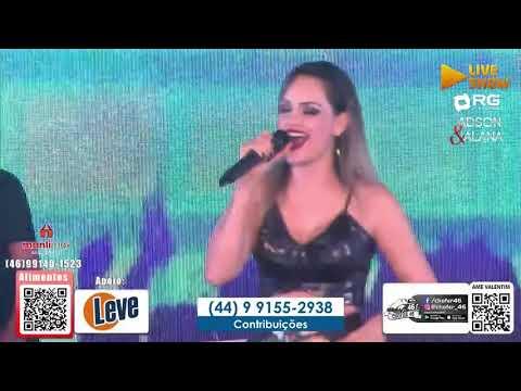 chorando-se-foi-#live-adson-&-alana-#fiqueemcasa-e-cante-#comigo