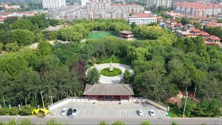 China's Jinzhou embraces more public green space
