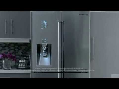 TV Spot   Samsung Home Appliances   Chef Collection   Lu0027oeuf   French Door  Refrigerator   YouTube