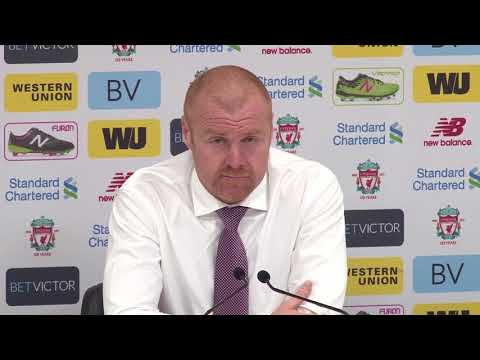 Dyche hails 'outstanding' Pope