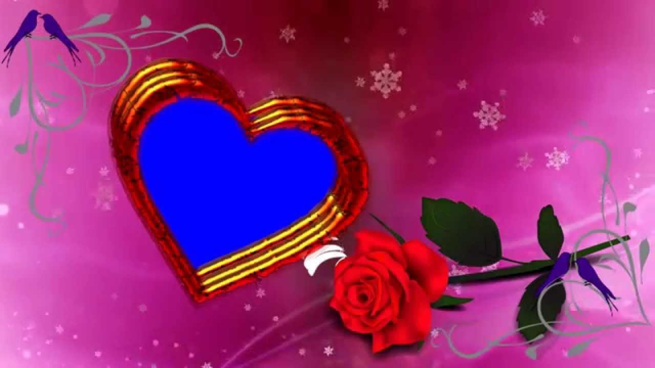 Heart symbol wedding frame background video youtube heart symbol wedding frame background video biocorpaavc Gallery