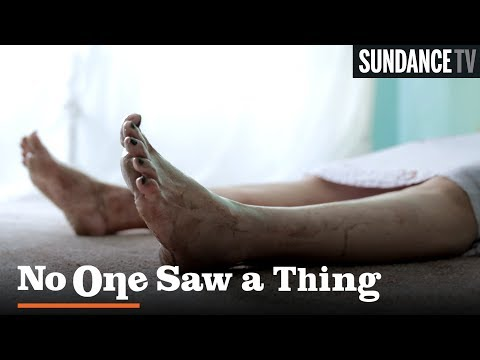 NO ONE SAW A THING Trailer | Premieres August 1