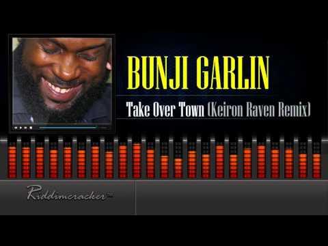 Bunji Garlin - Take Over Town (Keiron Raven Remix)  [Soca 2016] [HD]