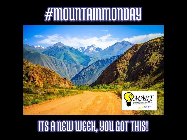 #MountainMonday