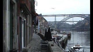 Порту.  Город нетронутого средневековья.