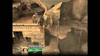 Live Gameplay/El señor de los anillos - El Retorno del Rey/Camino del Rey - Puerta Sur