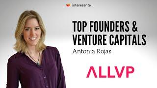 Entrevista Antonia Rojas Partner ALLVP 'El futuro del VC está en Marketplace B2B'
