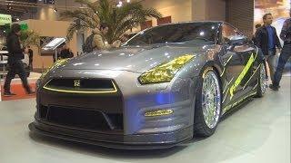 Nissan GTR by JP Performance