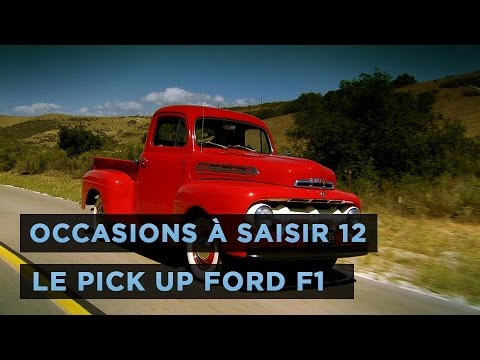 occasions saisir 12 le pick up ford f1 youtube. Black Bedroom Furniture Sets. Home Design Ideas
