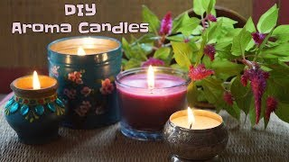 How To Make Scented Candles 2020