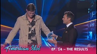 Jonny Brenns: Fights For One Final Chance To Stay In The Competition | American Idol 2018