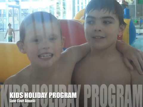 Lane Cove Aquatic Centre Bluefit Gym Kids Camp