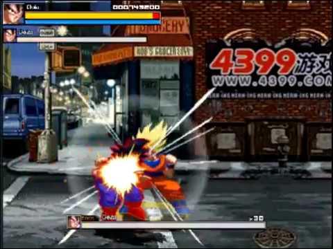 Goku Super Saiyan Crazy Zombie 9 Hero Mode