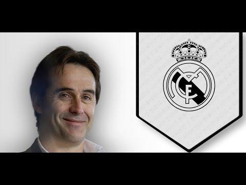 DIRECTO   Presentación de Julen Lopetegui con el Real Madrid