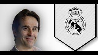 DIRECTO | Presentación de Julen Lopetegui con el Real Madrid