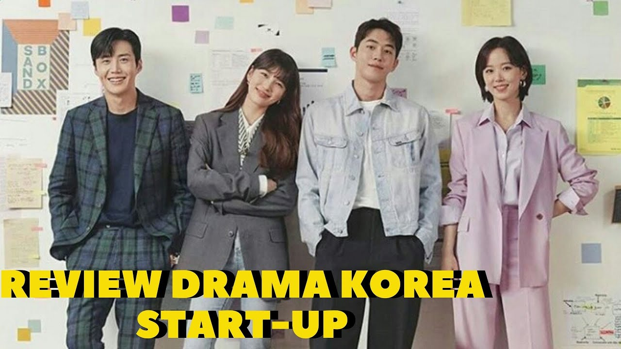 Review Drama Korea Start-Up