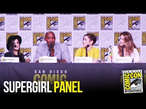 SUPERGIRL Full Panel